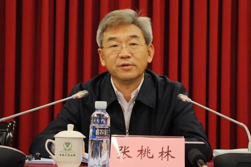 张桃林在省级农机化管理干部高级研修班开班式上的讲话