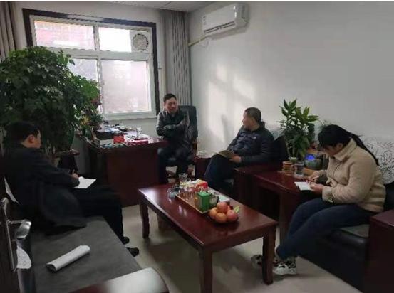 灵宝市农机局:新年首个工作日深入一线助推开门红