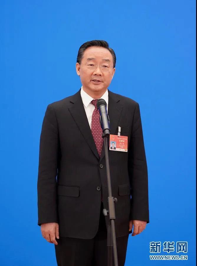 部长通道:农业农村部部长唐仁健回答记者提问