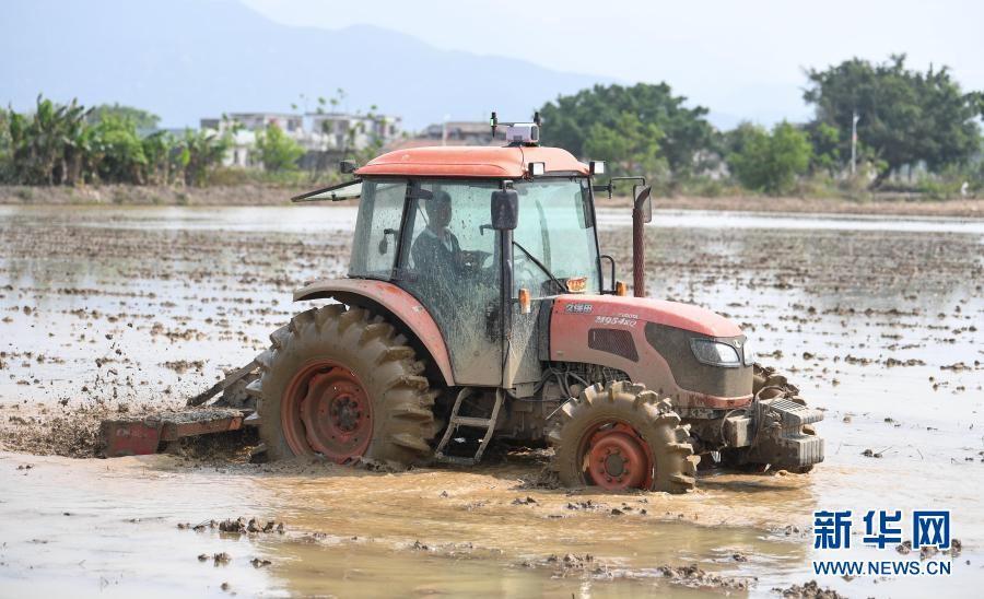 四川2021年将新增农机总动力60万千瓦
