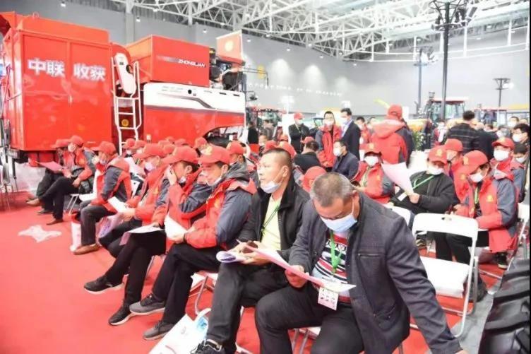 """秉承""""用户第一""""价值理念 郑州中联农机用户俱乐部成立"""