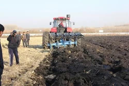 黑龙江省关于召开全省农机重点工作部署会议的通知