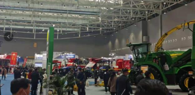 2021全国农业机械及零部件展览会在驻马店举办