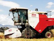 春雨MC H80 PLUS+自走轮式谷物联合收割机