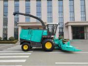 五征4QZ-450型自走式青饲料收获机